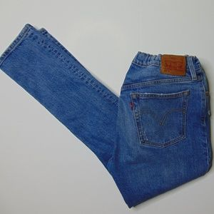 Levi's 501S 29 x 30 Button Fly Skinny  Jeans